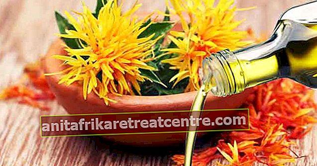 Apa faedah minyak safflower? Apa yang dilakukan oleh daun safflower?