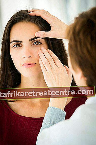 Beg di bawah mata boleh menjadi penyebab penyakit lain!