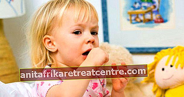 Apa yang baik untuk batuk pada kanak-kanak?