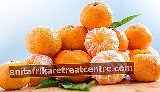 Apakah faedah tangerine? Manfaat tangerin yang luar biasa