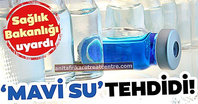 Kementerian Kesehatan memperingatkan! Inilah bahaya besar 'air biru' yang menumbuhkan rambut