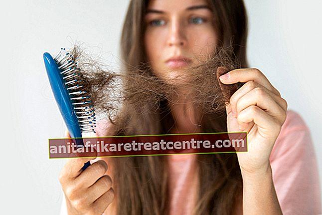 Apa penyebab rambut rontok? Apa penyebab dan gejala rambut rontok?