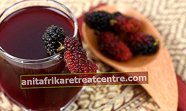Apa manfaat sirup murbei hitam? Berikut adalah manfaat yang tidak diketahui dari sirup murbei hitam!