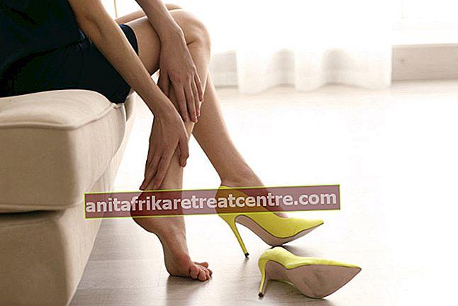 Apa penyebab kaki gatal? Apa yang bagus untuk kaki gatal?