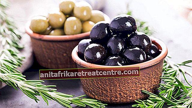 Quali sono i vantaggi e i rischi delle olive? Le olive si indeboliranno, quante olive dovrebbero essere mangiate al giorno?