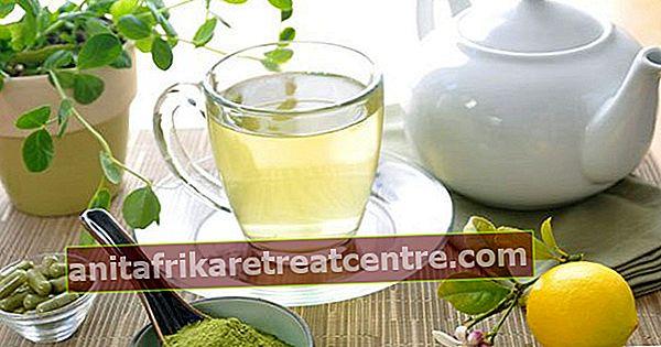 Quali sono i vantaggi del tè alla Moringa?