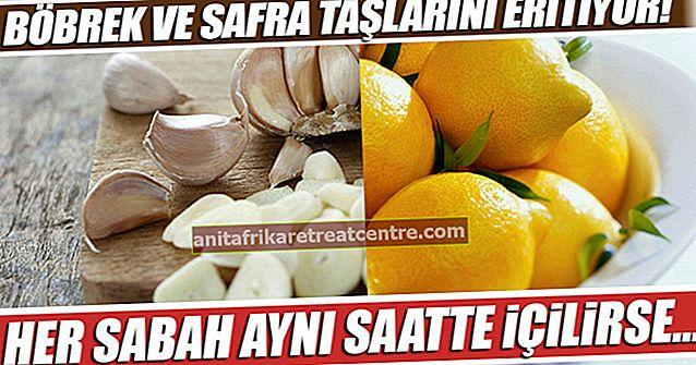 Miracolo di limone e aglio!