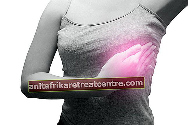 Quando inizia il dolore toracico pre-mestruale e perché? Come passa la sensibilità del seno prima delle mestruazioni?