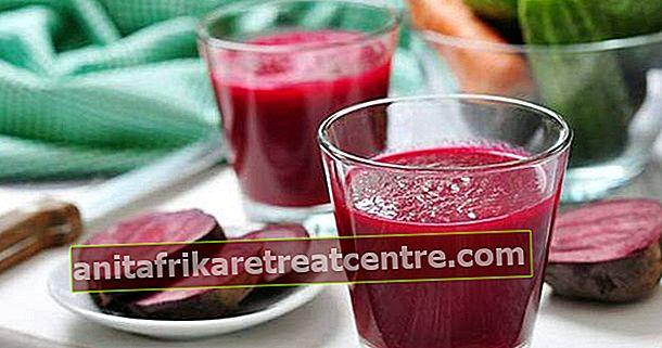 Benefici per la salute del succo di rapa