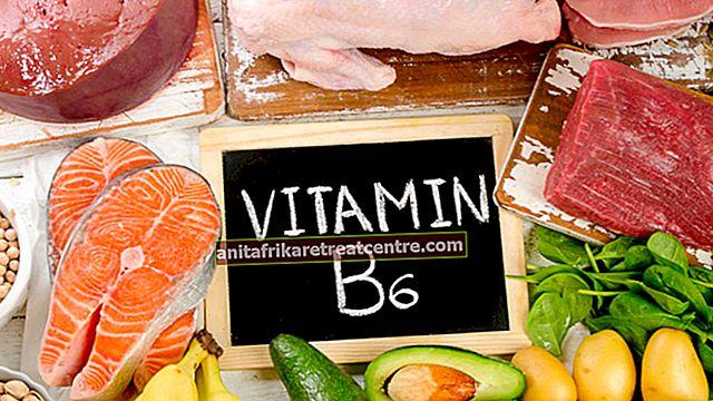 Apa itu vitamin B6, dalam makanan apa? Daftar makanan tinggi vitamin B6