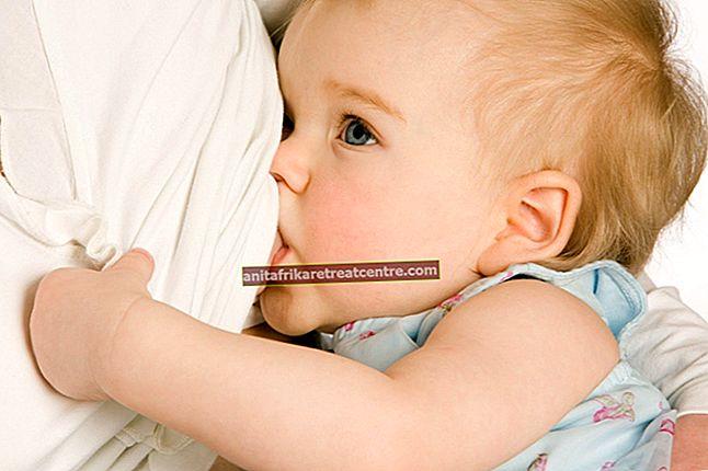 Makanan apa saja yang menyebabkan bayi kembung pada ASI?