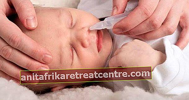 赤ちゃんの鼻づまりには何が良いですか?鼻づまりと喘鳴はどのように通過しますか?