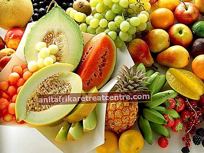 I 6 frutti più benefici! Assicurati di consumare questi frutti!