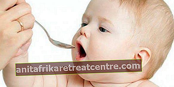 Panduan pemberian makan bayi 5 bulan: Bagaimana dengan tabel pemberian makan untuk bayi usia 5 bulan?