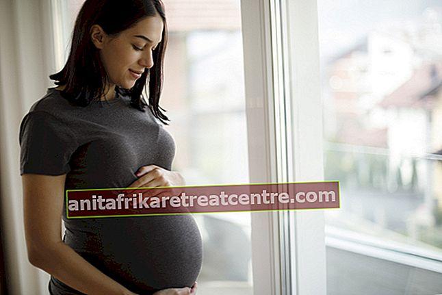 임신 40 주 : 아기 발달 40 주-언제 병원에 가야합니까?